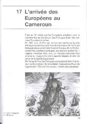 """""""Die Ankunft der Europäer in Kamerun"""""""