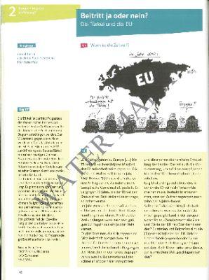 """Turkey and the EU"""