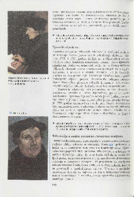 """""""Die Reformation in europäischen und kroatischen Gebieten"""""""